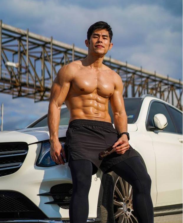 Hot boy ban sau gay sot voi ngoai hinh giong Chau Kiet Luan hien ra sao?-Hinh-3