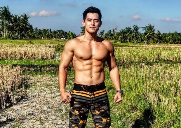 Hot boy ban sau gay sot voi ngoai hinh giong Chau Kiet Luan hien ra sao?-Hinh-4