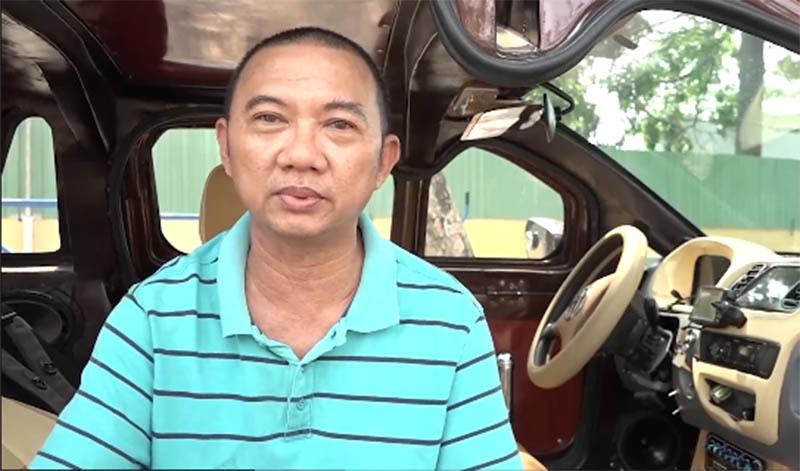 Ong chu hang o to Viet: Nguoi ban nha, ke ganh no nghin ty