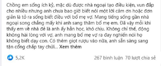 Chong duoi vo ve ngoai nhung 3 phut sau co tro lai, tinh the dao nguoc