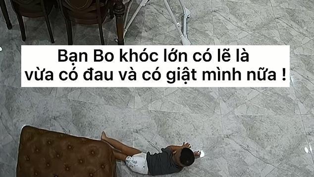 Thot tim nhin con trai Hoa Minzy nga ngua tu tren cao-Hinh-6
