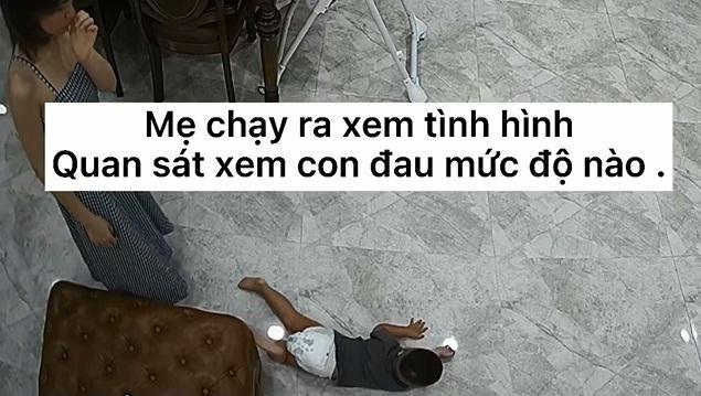 Thot tim nhin con trai Hoa Minzy nga ngua tu tren cao-Hinh-7
