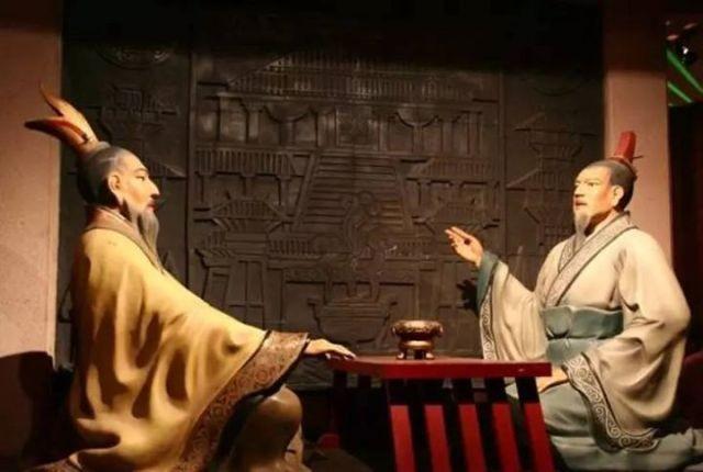 Nho 3 yeu to nay, Tan Thuy Hoang thong nhat Trung Hoa