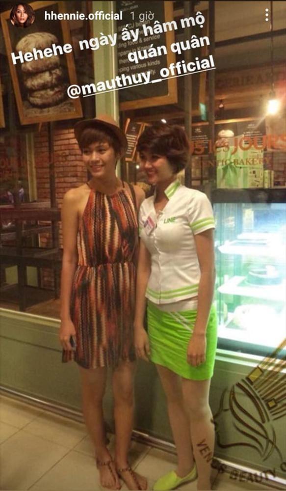 Nhan sac H'Hen Nie, Ngoc Trinh, Huyen My thoi con lam PG-Hinh-3