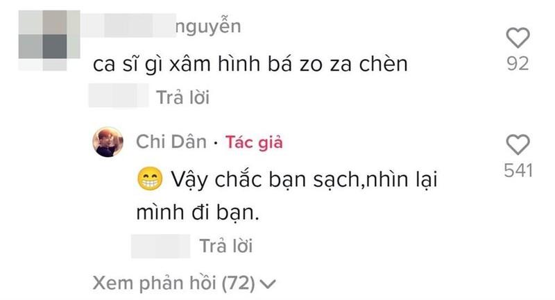 Tinh tin don cua Ninh Duong Lan Ngoc bi che