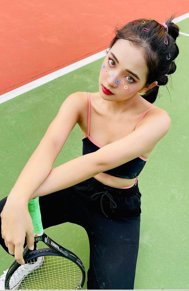 Chia se thu vi ve cuoc song cua co nang Freelance model Anh Thu-Hinh-10