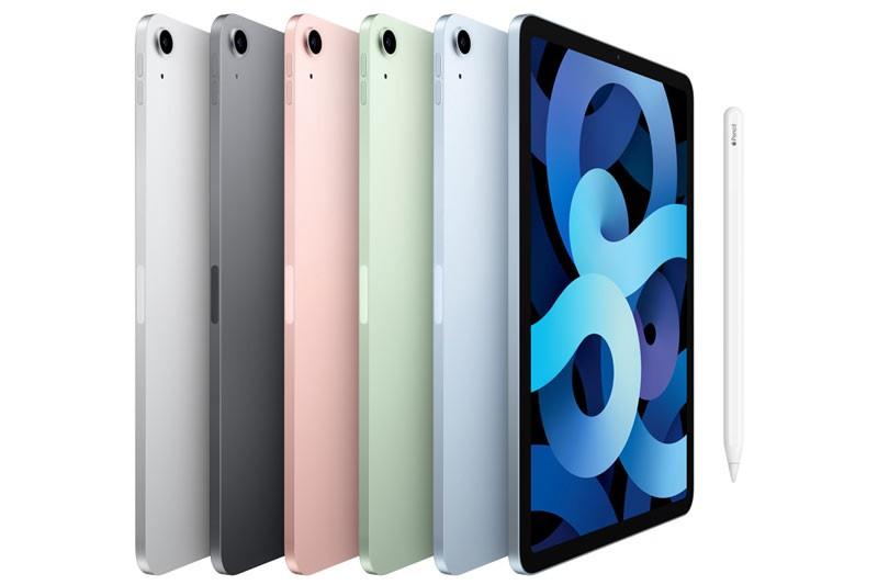 Top 10 may tinh bang tot nhat nam 2021: iPad Air 4 so 1