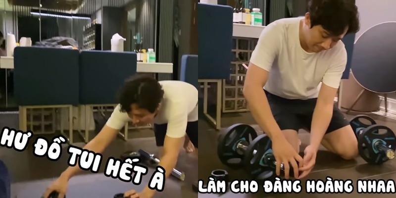 Vo chong Tran Thanh
