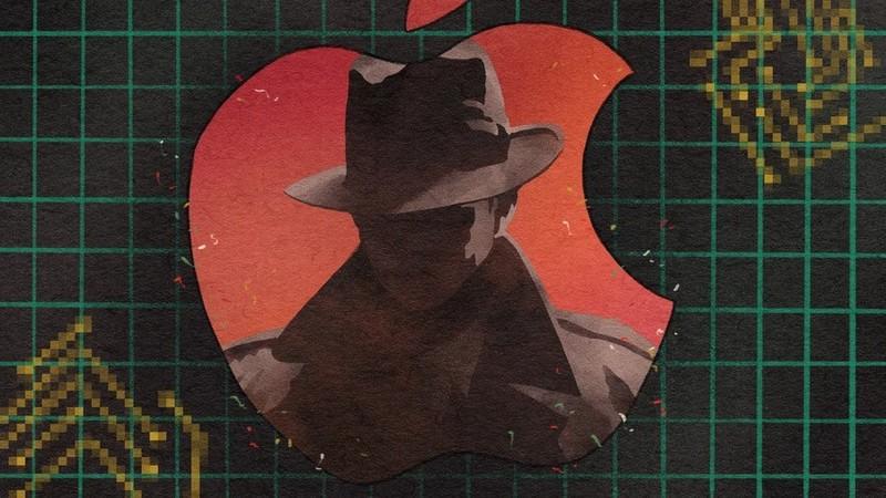 Ket cuc cua diep vien tung lam viec voi Apple