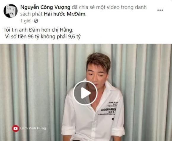 "Sao Viet dau tien len tieng ""bat keo"" Dam Vinh Hung giua scandal-Hinh-2"