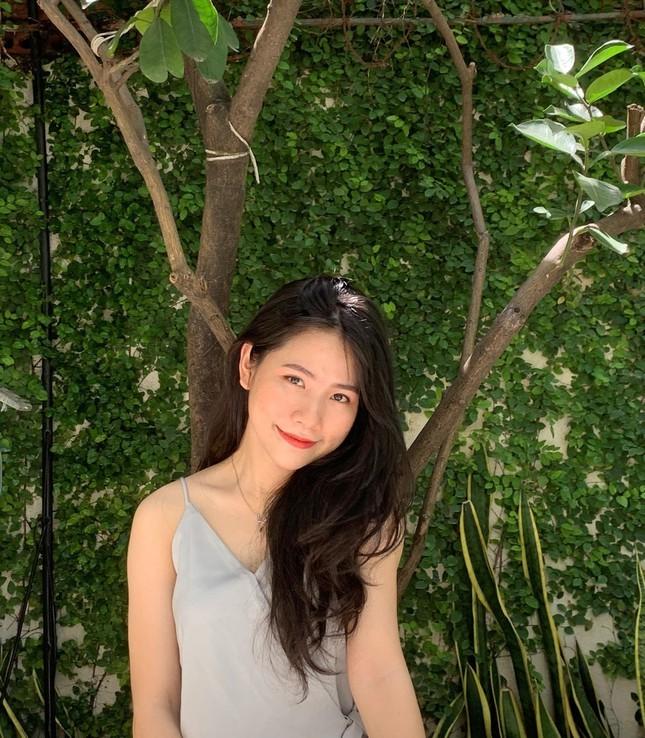 Nu sinh la Dai su Tuyen dung Ngan hang Quan doi tu nam hai