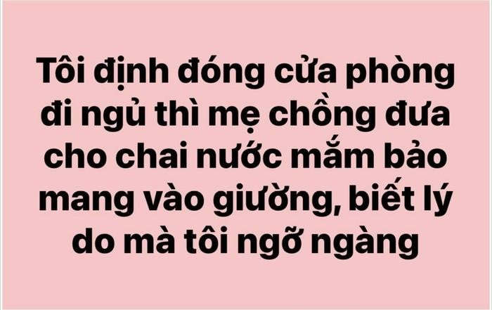Chuan bi di ngu thi nang dau duoc me chong dua cho vat khong-lien-quan-Hinh-2