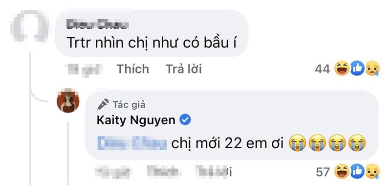 Dien vay lum lum, Kaity Nguyen bi nghi mang bau bi mat-Hinh-8
