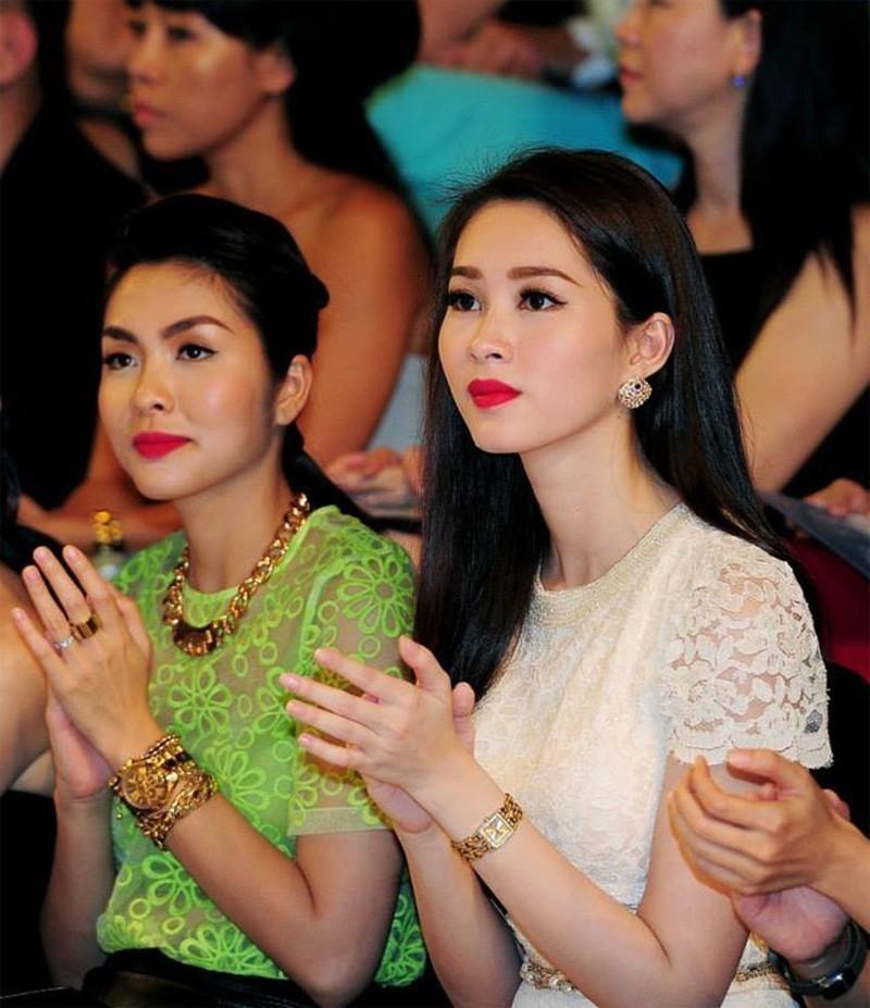 Dang Thu Thao dep co tieng van khong the