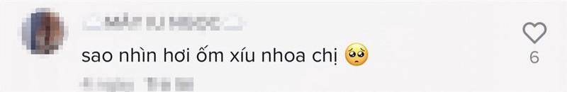 Lan Ngoc gay choang vi than hinh nhu