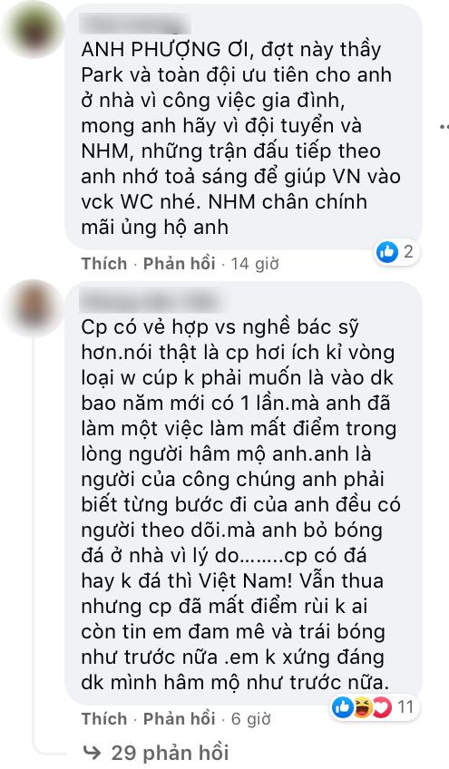 Dan mang tranh cai viec Cong Phuong