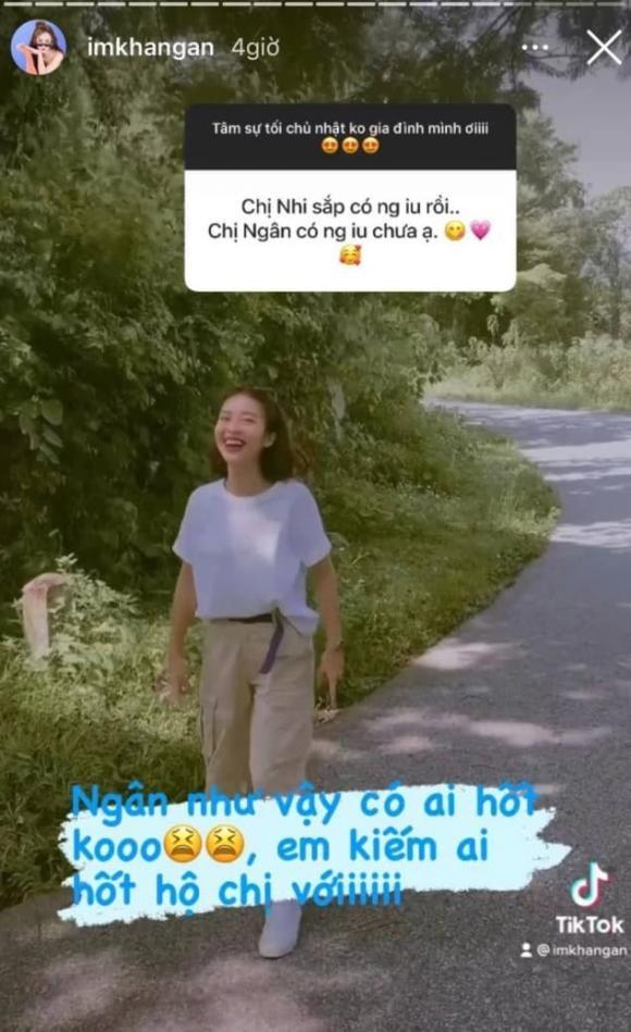 Kha Ngan tiet lo tinh hinh suc khoe lan chuyen tinh cam o thi hien tai-Hinh-5
