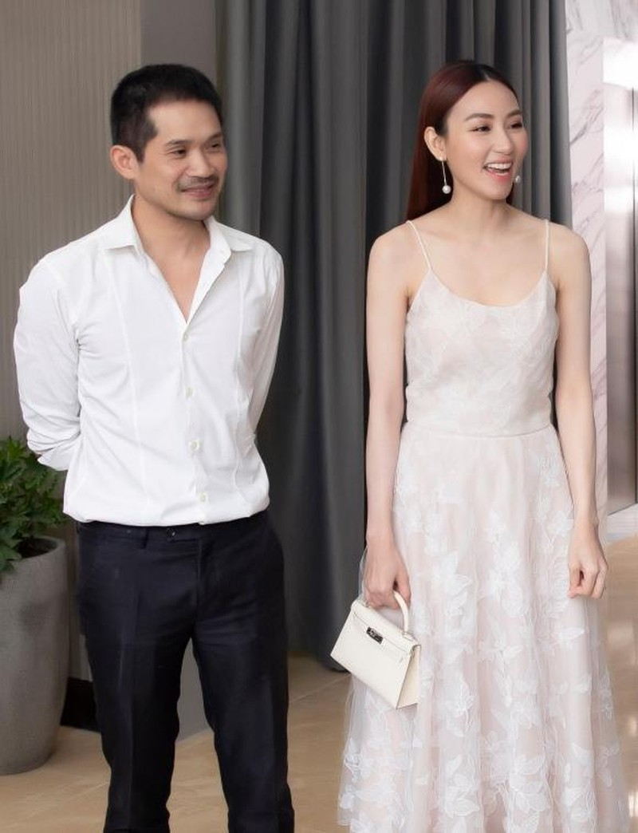 Ngan Khanh lan dau chia se ly do roi showbiz de lay chong-Hinh-2