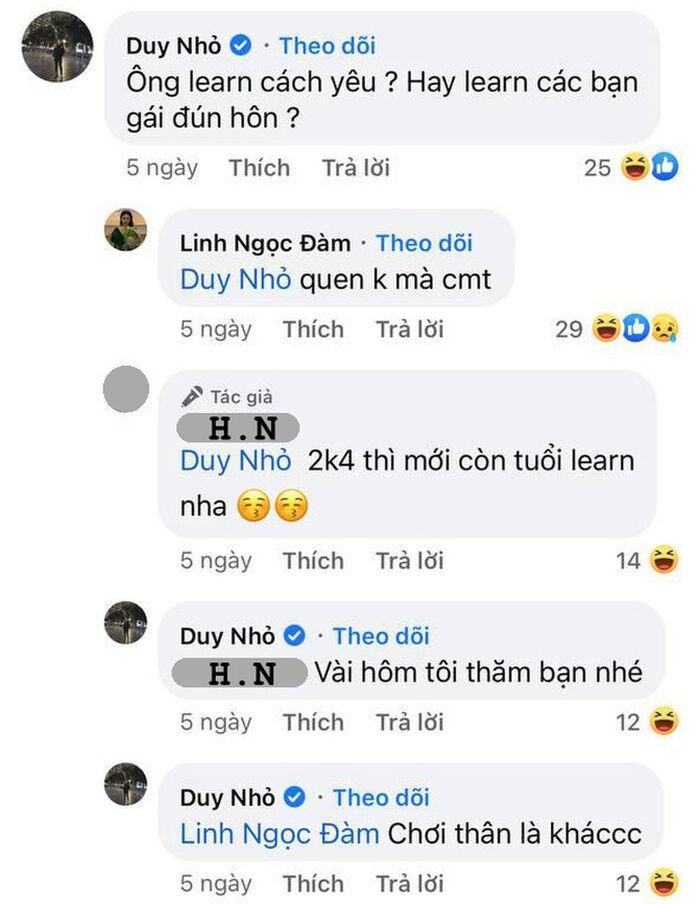 Linh Ngoc Dam noi ro moi quan he giua tinh cu va tinh moi-Hinh-3