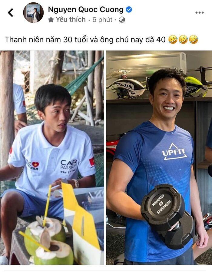 Cuong Do La khoe anh co bap cuon cuon o tuoi 40-Hinh-2