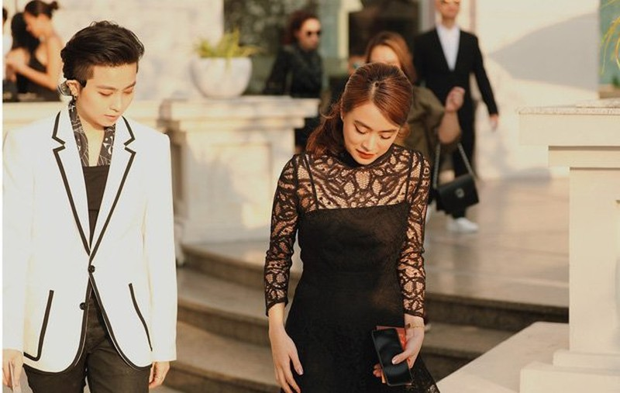 Gil Le va Hoang Thuy Linh ngam cong khai song chung o penthouse tien ty-Hinh-3