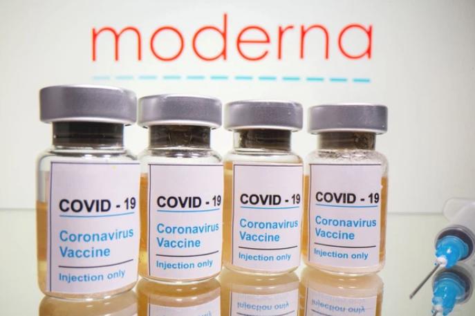 Hieu qua cua vaccine Moderna sau 8 thang, 13 thang la bao nhieu?