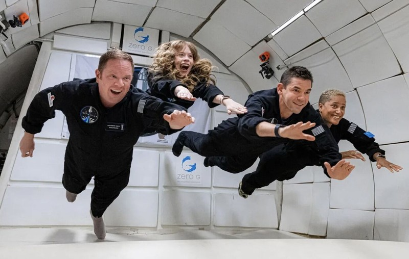 Mot lan nua, Falcon 9 va SpaceX lai khien chung ta ngac nhien