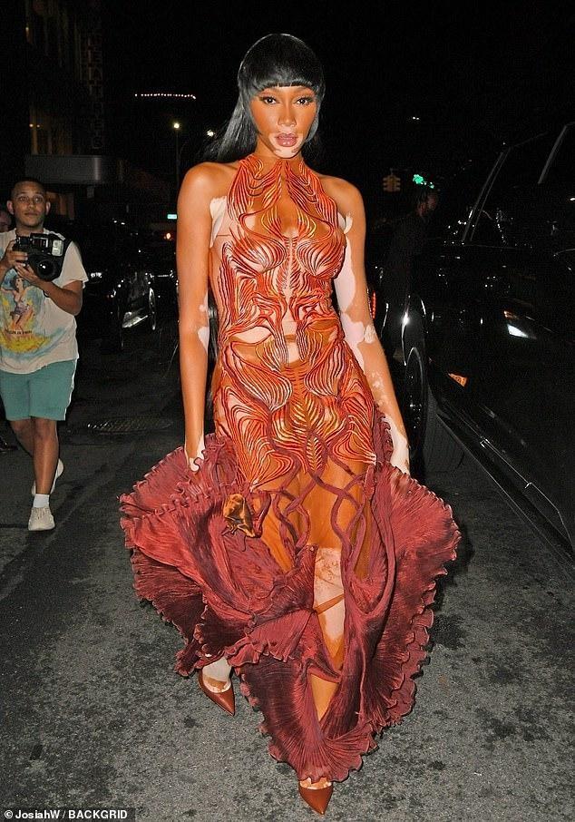 Sao Met Gala bi chup trom khi dang di toilet: Rihanna dau teu?-Hinh-4