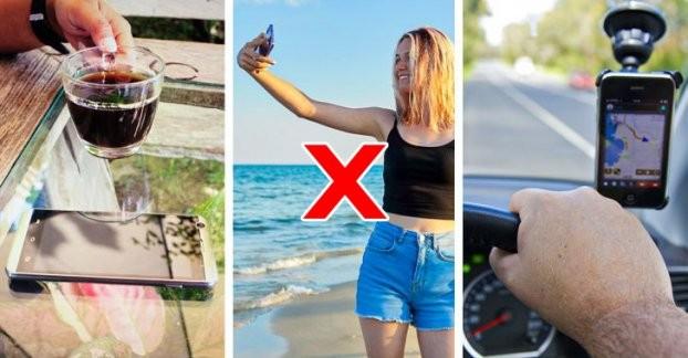 Sai lam khien dien thoai bi nong qua muc, Smartphone som bien thanh cuc gach