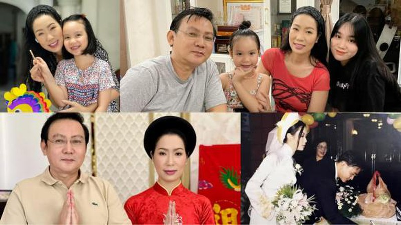 NSUT Trinh Kim Chi: 21 nam hon nhan, chi co toi