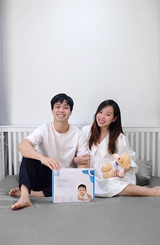 Dong thai Vien Minh sau 1 thang sinh con cho Cong Phuong