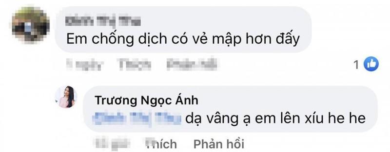 Phan ung cua Truong Ngoc Anh khi duoc khen dep hon Ha Ho-Hinh-2