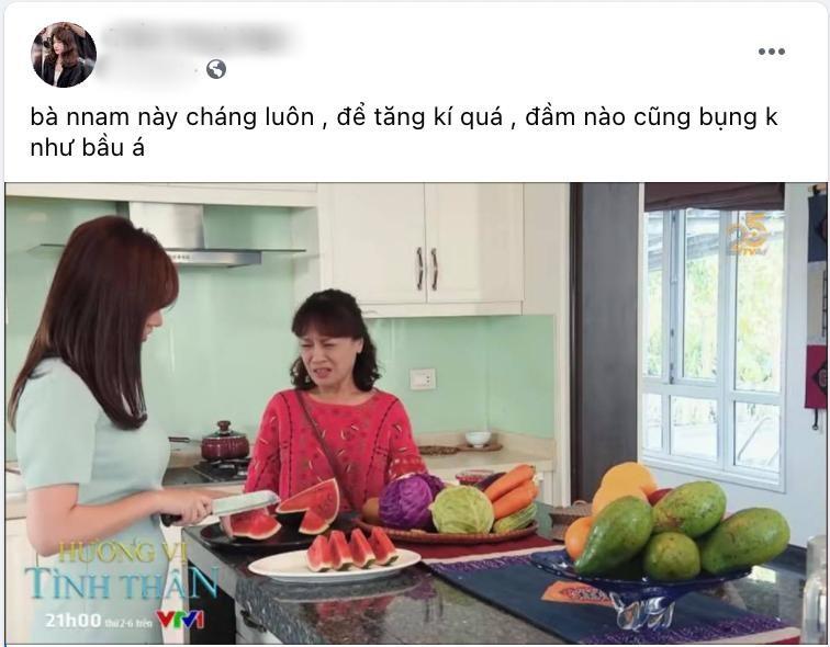 Xuat hien khac tinh moi cua Phuong Oanh