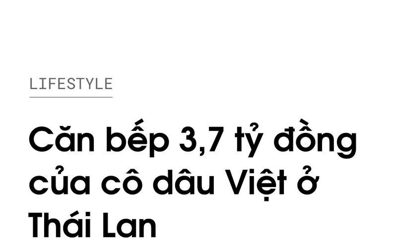 Can bep 3,7 ty dong cua co dau Viet o Thai Lan