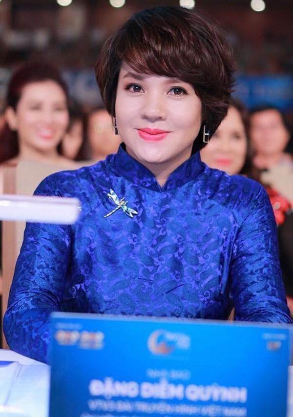 Nha bao Ta Bich Loan va MC Diem Quynh - Hai sep nu quyen luc o VTV-Hinh-3