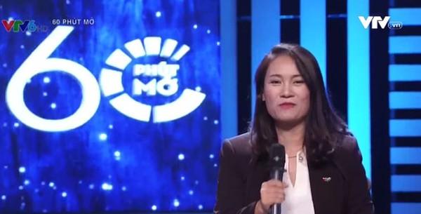 Nha bao Ta Bich Loan va MC Diem Quynh - Hai sep nu quyen luc o VTV