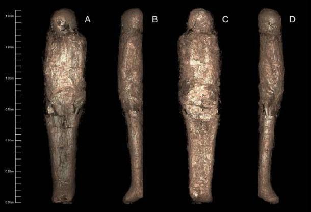 Đời sống - Bí ẩn xác ướp lạ lùng nhất thế giới (Hình 2).