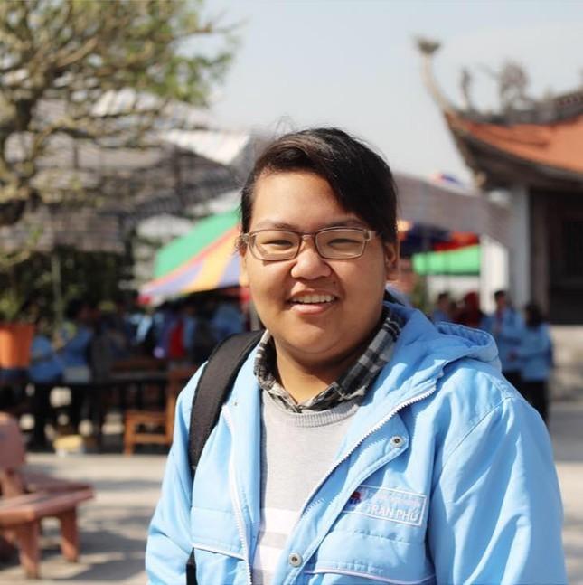 Hanh trinh chinh phuc ban than cua nu sinh Hai Phong