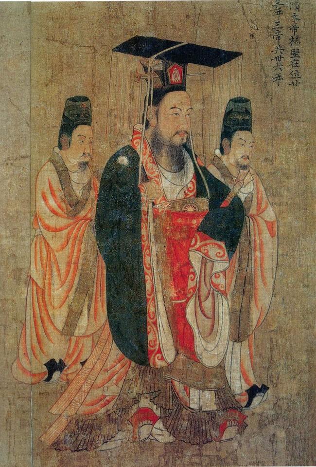 3 hoang de chung thuy nhat lich su Trung Quoc co hau van the nao?-Hinh-2