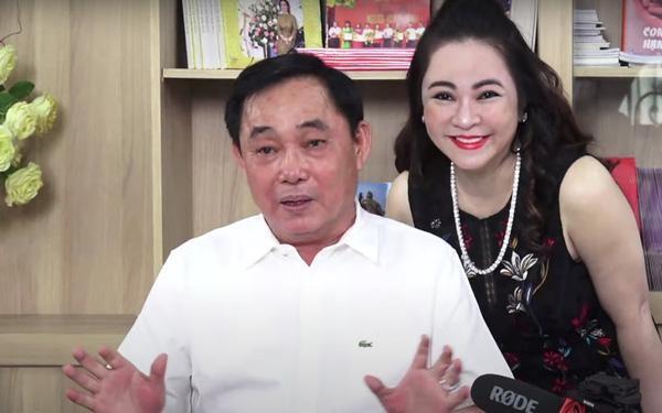 CEO Binh Duong khoe chong cung chieu nhu ba hoang