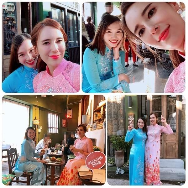 Co gai Viet gay sot khi dong phim cung Hoa hau Honey Lee-Hinh-3