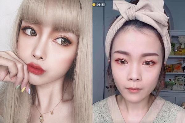 Hot girl 5 trieu follow lo nhan sac, hang that nga ngua-Hinh-7