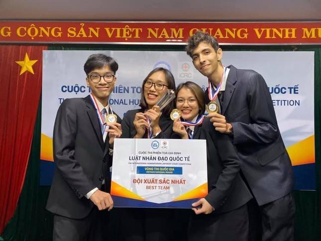 Rufino Aybar: Chan dung hoc ba cua khoa Luat Hoc vien Ngoai giao-Hinh-3