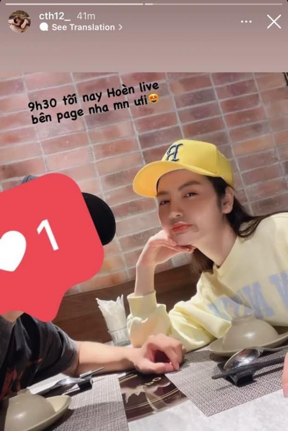 Chu Thanh Huyen di hen ho cung chang trai duoc cho la Quang Hai?