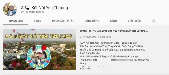 Danh tinh Youtuber tat nam thanh nien vi cho rang Phi Nhung bi noi xau