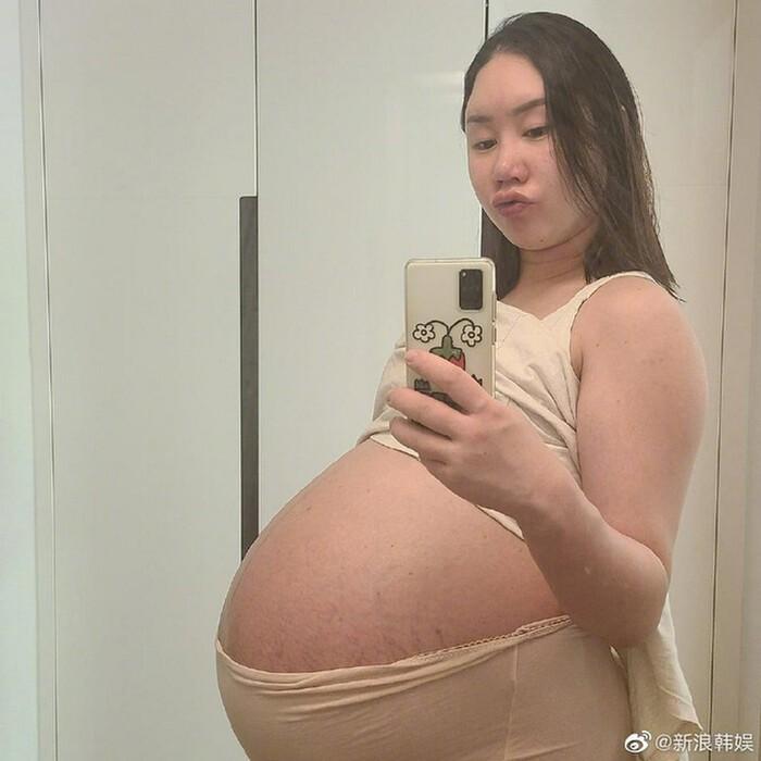 My nhan Han tung nang 104 kg da co the nhay nhot tung bung