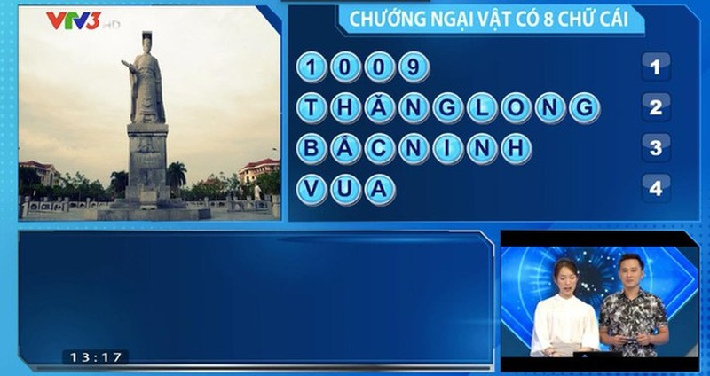 Nu sinh dau tien gianh vong nguyet que Duong len dinh Olympia nam thu 22