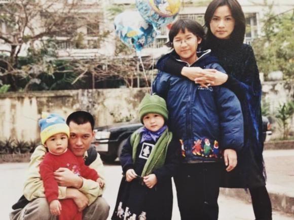 Diva Thanh Lam dang loat anh hiem ngay tre, mung sinh nhat 2 con gai-Hinh-5