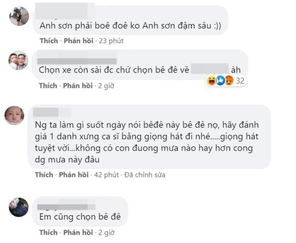 Bi mia mai ve gioi tinh, Cao Thai Son dap tra cuc gat-Hinh-2