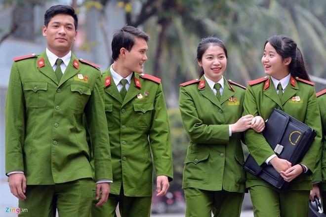 3 diem moi thi sinh thi truong cong an luu y nam 2019